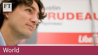 Why Trudeau's popularity has taken a nosedive - FINANCIALTIMESVIDEOS