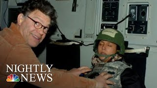 Sen. Al Franken Accused Of Sexual Misconduct | NBC Nightly News - NBCNEWS