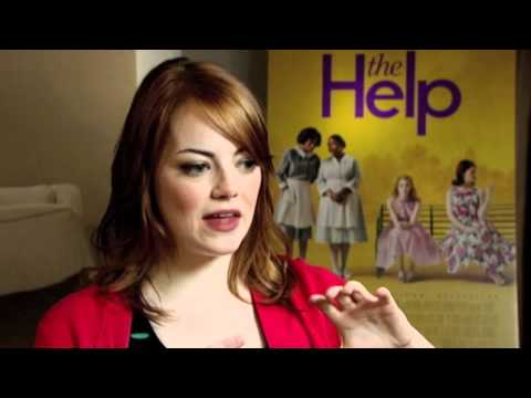 Emma Stone Interview -