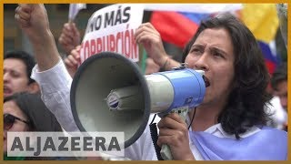 🇨🇴 Colombia protests over deadliest attack in 16 years | Al Jazeera English - ALJAZEERAENGLISH