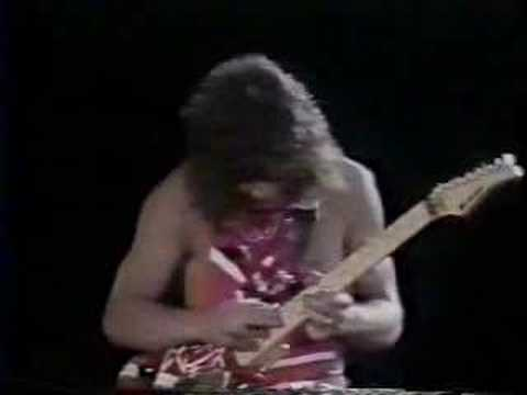 Eruption Guitar Solo--Eddie Van Halen