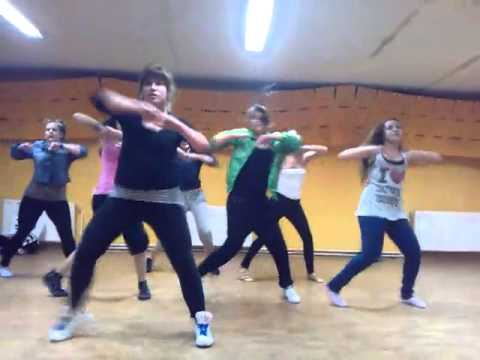 'Scream and shout' Britney Spears choreography by Andrea Vince