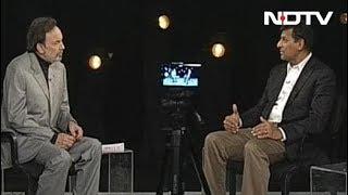 Markets Foresaw IL&FS Crisis: Raghuram Rajan To NDTV - NDTVPROFIT