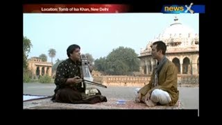 Art Talk - Ustad Kamal Sabri (Sarangi Player) - NEWSXLIVE