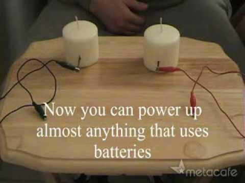 Как обойтись без батареек!