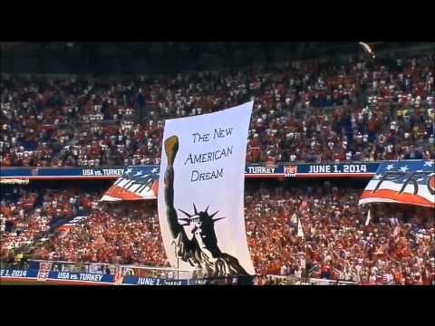 A Massively Overdramatic Video For USA's Football Team