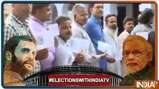 Lok Sabha Elections 2019: Bihar की Kishanganj में तीनों उम्मीदवार Muslim, त्रिकोणीय हुआ मुकाबला - INDIATV