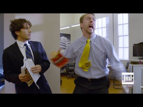 Doritos® Office Rage Crash the Superbowl 2012