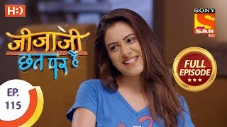Jijaji Chhat Per Hai - Ep 115 - Full Episode - 18th June, 2018 - SABTV