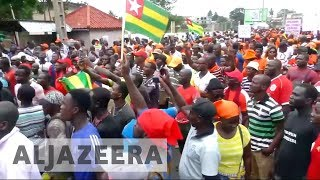 Togo unrest: Opposition protesters demand presidential term limit - ALJAZEERAENGLISH