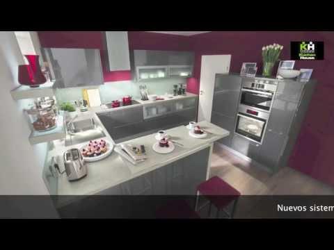 Presentación y muestrario de colecciones   Cocinas Kuchen House 2014  