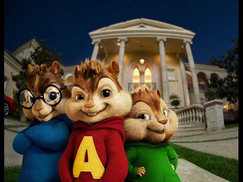 Alvin a Chipmunkové-Vánoční píseň