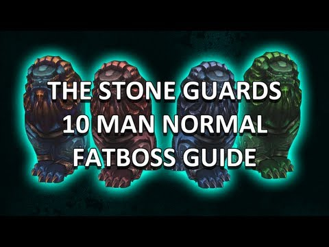 Stone Guards 10 Man Normal Mogu'shan Vaults Guide - FATBOSS