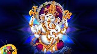 Lord Ganesh Devotional Songs | Oh Sidhi Ganappayya Song | Telugu Bhakti Songs | Mango Music - MANGOMUSIC