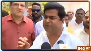 गोवा में मुख्यमंत्री बनने की रेस में सबसे आगे चल रहे बीजेपी नेता प्रमोद सावंत - INDIATV