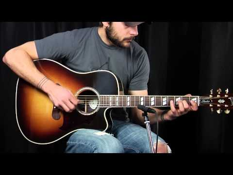 Gibson Songwriter Deluxe Studio Review - How does it sound?