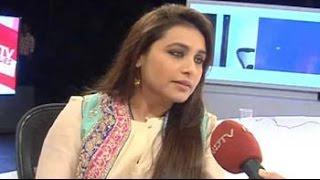 Rani Mukerji chose to do 'Mardaani' for a reason - NDTV