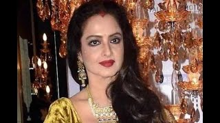 In Graphics: Rekha is the first to achieve the Smita Patil memorial award - ABPNEWSTV