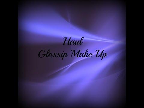 Haul Prodotti della Glossip Make Up