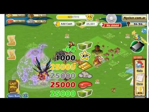 Hack Social Empires 2014 | Conseguir 25000 de cash y oro, piedra, madera, carne