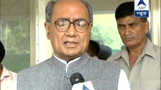 It's a thought out conspiracy, truth must come out: Digvijay Singh on Gadkari bugging issue - ABPNEWSTV