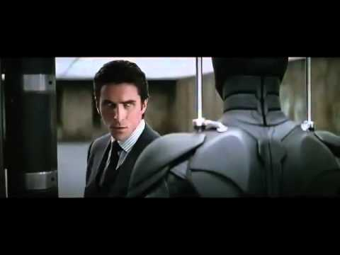 The Dark Knight Rises - Official Trailer 2012[HD]