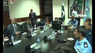 بالفيديو.. وزير الدفاع يعود إلى القاهرة بعد زيارة تاريخية لباكستان لتدشين تعاون عسكري