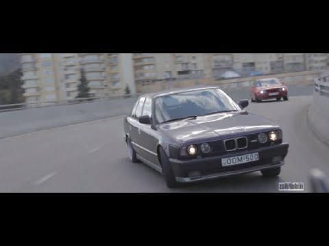 BMW M5 Street Drift! Giorgi Tevzadze(NeedForDrive.com) & Eric Davidovich(Smotra.ru) by zaRRubin