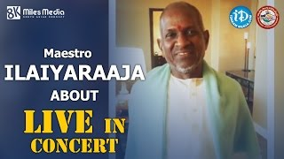 Maestro Ilayaraja About Live In Concert  Held At Newark, New Jersey 2016 - IDREAMMOVIES