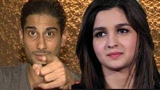 Prateik Lashes out on Alia and Karan Johar Talks about Rave