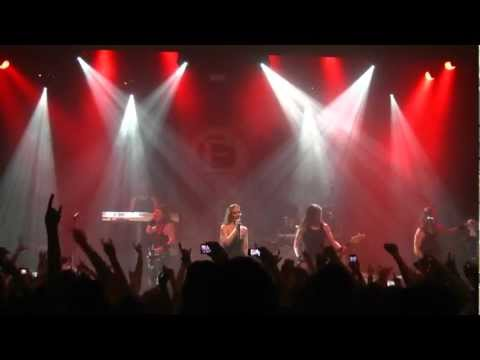 Epica - Full concert - Live in Athens Gagarin 205 Club 26/5/2012 (HD)