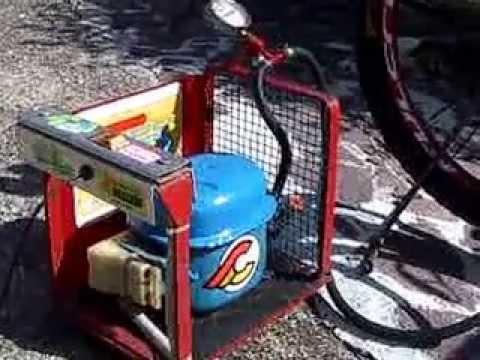 Dal frigorifero a compressore per gomme bike
