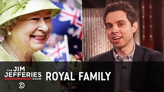 The Royal Family Is Ridiculous - The Jim Jefferies Show - Exclusive - COMEDYCENTRAL