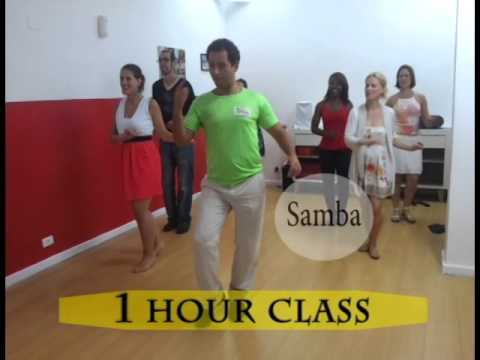Samba Classes + Samba Night Tour in Rio