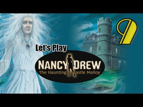 Nancy Drew 19: Haunting of Castle Malloy [09] w/YourGibs - SHEEP HERDING CONSTELLATION SEASON PUZZLE