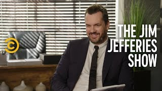 Trump's Dangerous Attacks on the Press (feat. April Ryan and Sean Spicer) - The Jim Jefferies Show - COMEDYCENTRAL