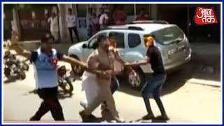 पुलिस अफसर की ईमानदारी, बदले में सजा भारी! SP की मौजूदगी में SHO ने मांगी ब्राह्मण समाज से माफ़ी! - AAJTAKTV