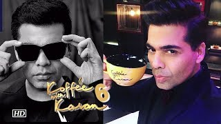 Get set for a 'Koffee with Karan' New Season - BOLLYWOODCOUNTRY