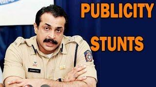 ATS Chief Himanshu Roy calls underworld threat calls a 'PUBLICITY STUNT' | Bollywood News