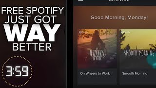 Free Spotify just got WAY better (The 3:59, Ep. 391) - CNETTV