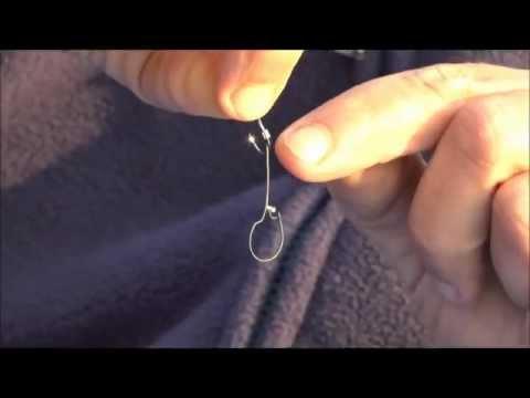 Horgász felszerelés, csonti gyűrű.