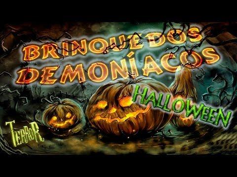Halloween - Brinquedos Demoníacos - Lendas Urbanas