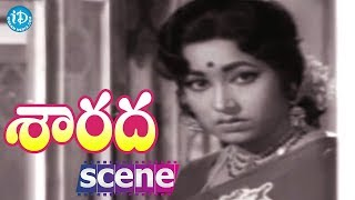 Sarada Movie Scenes - Jayanti Comedy || Sharada || Shobhan Babu || Rao Gopal Rao - IDREAMMOVIES