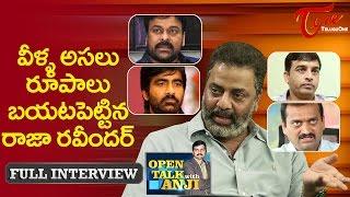 Raja Ravindra  Open Talk with Anji