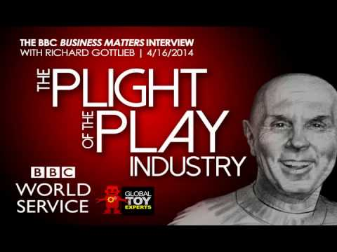 Richard Gottlieb - BBC Interview - Plight of the Play Industry
