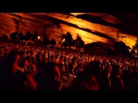 SOJA with Michael Franti | Red Rocks | Morrison, CO | gratefulweb.com