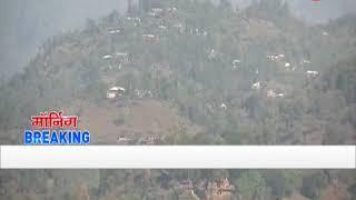 Morning Breaking: Pakistan violates ceasefire in Krishna valley in Poonch, J&K - ZEENEWS