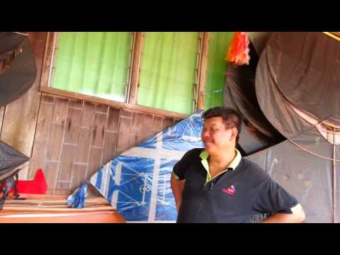 Phineapple farm  tour to parit sulong agro-tourism(6)