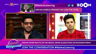 Arshad Warsi on allegations against Rajkumar Hirani | Promo | Planet Bollywood at 7pm - ZOOMDEKHO