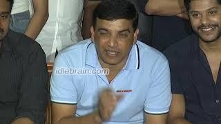 Dil Raju about about Hushaaru - idlebrain com - IDLEBRAINLIVE